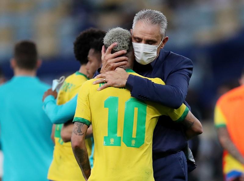 Brasil Gagal Juara Copa America 2021