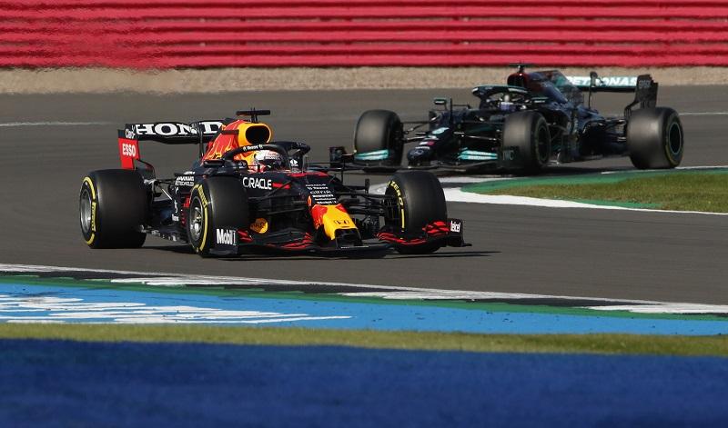 Verstappen Start Terdepan di F1 GP Inggris 2021