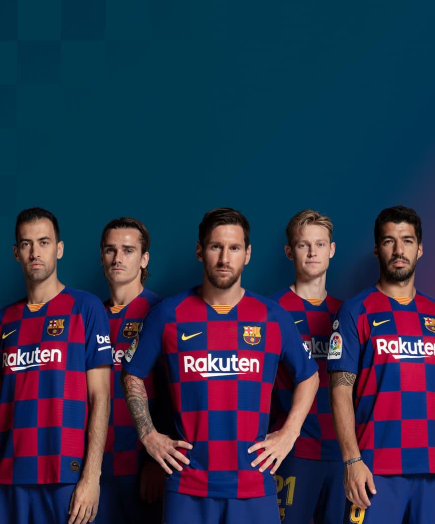 Barcelona Petik Kemenangan Telak di Laga Pramusim