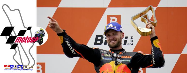 Brad Binder Juara MotoGP Austria 2021
