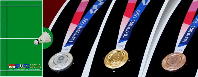Ini Besarnya Bonus dari Pemerintah untuk Peraih Medali Olimpiade Tokyo