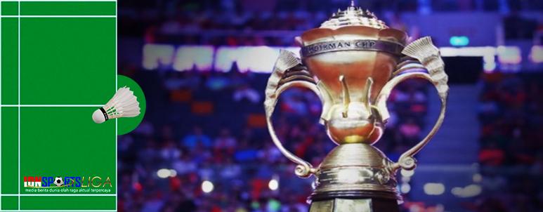 Ini Target Indonesia di Piala Sudirman 2021