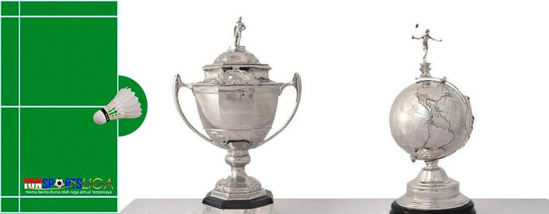 Undian Piala Thomas dan Piala Uber 2020, Indonesia Tergabung di Grup Sulit