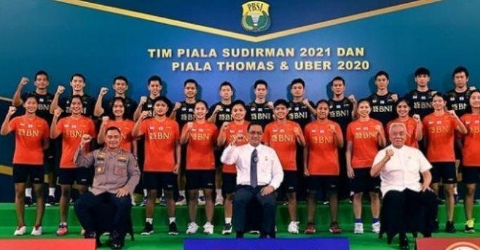 Indonesia Turunkan Pemain Muda di Piala Thomas dan Piala Uber 2020
