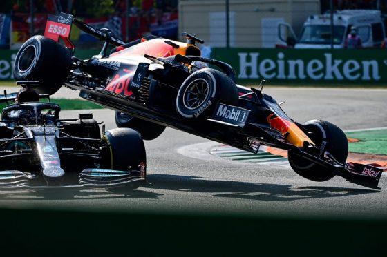 Verstappen dan Hamilton Terlibat Kecelakaan, Ricciardo Keluar Juara F1 GP Italia 2021