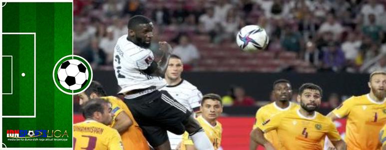 Jerman Pesta 6 Gol ke Gawang Armenia