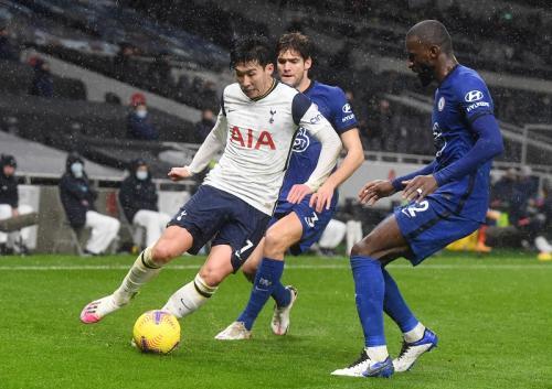 Chelsea Petik Poin Penuh di Markas Tottenham Hotspur