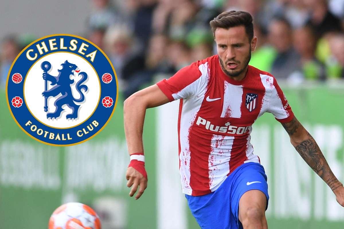 Chelsea Resmi Pinjam Saul Niguez dari Atletico Madrid