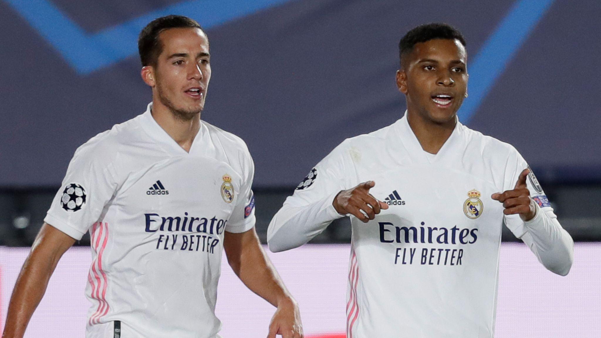 Real Madrid Pecundangi Inter Milan Berkat Gol Tunggal Rodrygo
